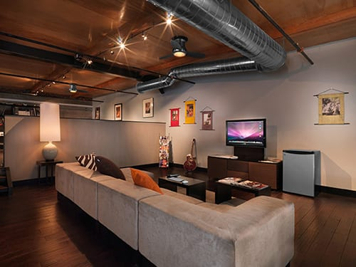 photospace: client lounge