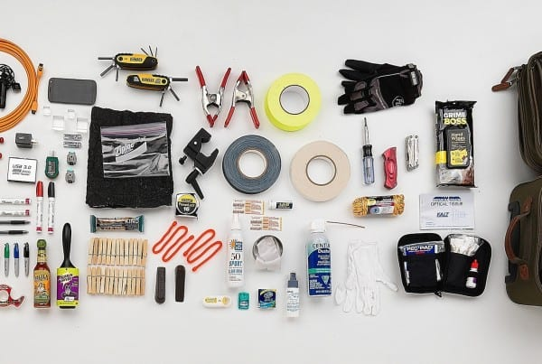 photograph of photospace assistant kit